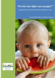 e-book alimentazione bambino da 0 a 6 anni